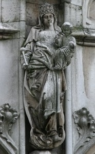 A Magyarok Nagyasszonya (Vajdahunyadvár, Budapest)