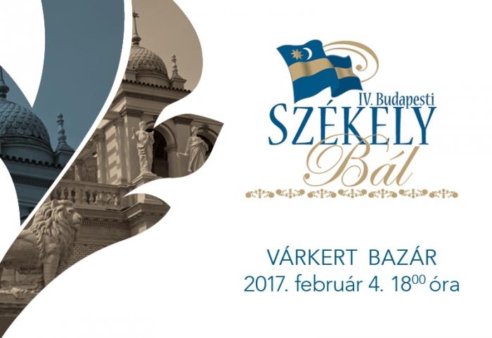 Négy év óta szerveznek Székely Bált Budapesten, amely alkalommal mindig gyűjtést szerveznek jótékony célokra; idén az atyhai templom ügyét is felkarolták